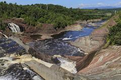 Chutes de la Chaudiere (Note-ables by Lynn) Tags: chutesdelachaudiere quebec waterfalls rocks ngc