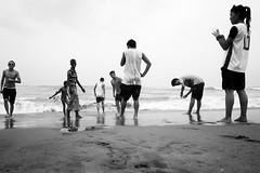 Marina Beach, Chennai, 2016 (bmahesh) Tags: marinabeach chennai tamilnadu india people beach life ricohgr wwwmaheshbcom