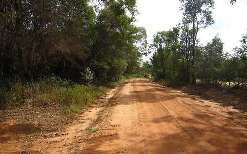 Sandy Swamp Road, Coutts Crossing NSW