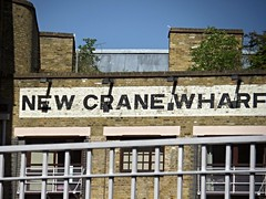 New Crane Wharf (Avvie_) Tags: frances coles london east spitalfields aldgate whitechapel jack ripper stepney wapping catherine wheel alley swallow gardens st georges mortuary