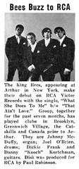 1965 The King Bees, RCA (Al Q) Tags: 1965 king bees rca danny kortchmar
