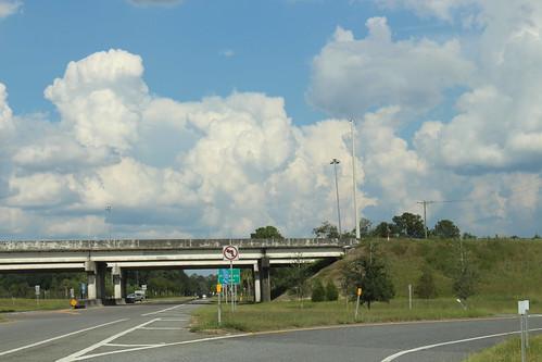 Florida I10 over Kynesville Rd, Marianna