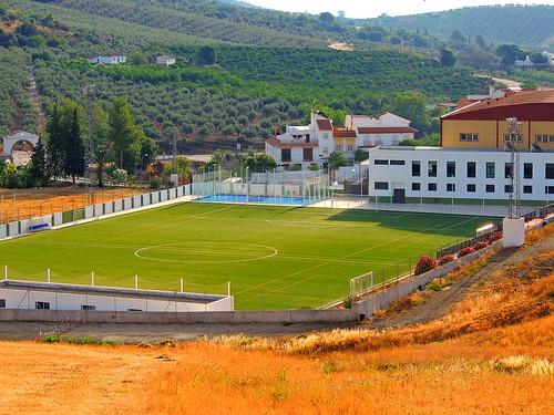 <Campo de Futbol> Alozaina (Málaga)