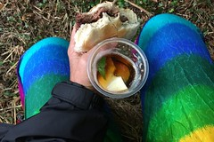 06 burgers and Pimms (Margaret Stranks) Tags: hiddensqu4reminifestival colnstaldwyns gloucestershire uk fundraiser charity harambeeschoolskenya