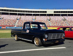 Derek Brown Wins Autocross Truck Class at Goodguys Charlotte with '67 Ford F100 on Forgeline GX3P Wheels (Forgeline Motorsports) Tags: forgeline gx3p notjustanotherprettywheel madeinusa ford f100 pickup protouring racetruck goodguys ggcharlotte autocross autox