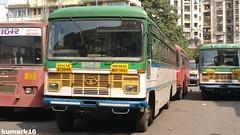 Mumbai  Kolhapur  @Mct_ (kumark9702) Tags: msrtc st