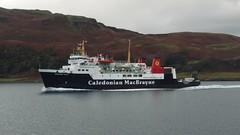 Caledonian MacBrayne's Hebridean Isles