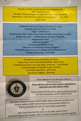 IMG_20161007_114835860 Sigma Chi 100th Anniversary invitation and schedule of events for September 23 to 25 2016 (eddie.spaghetti) Tags: 100th 2016 2016sep amesiowa anniversary birthday grandconsul invitation iowa kelseymaggard michaelursillo motorolaxpure motoxpure photobyed savethedate sweetheart event banquet friday