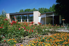Bad Aibling - Kurhaus mit Kurpark (astroaxel) Tags: deutschland bayern bad aibling kurhaus kurpark