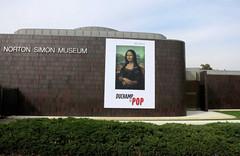 Museum, Norton Simon Museum, Banner