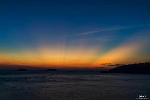 Sabah Sunset 2016