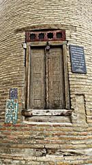 Closeup of Masjidi Jami mosque and medrese (h0n3yb33z) Tags: tajikistan khujand silkroad