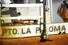 PTO. LA PALOMA | 160403-4241-jikatu (jikatu) Tags: 135mm apo bote boya buoy cabopolonio cuerda d810 fishermanboat jikatu nikon pescador rocha rope ultratrail uruguay zeiss