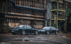 s14 (Rako Photography) Tags: old sport race drag photography rust industrial factory nissan sony low pipes turbo fotografia tuning slt industries drifting drift stance nismo 200sx lublin rako s14 fabryka a37