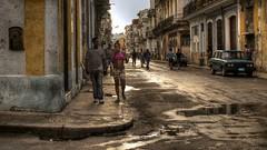 Streets of Havana - Cuba (IV2K) Tags: sony havana cuba centro caribbean cuban habana hdr kuba lahabana rx1 blinkagain