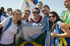 JMJ Rio 2013 [2/10] (jeanpbarbosa) Tags: so joo jmj batista parquia clj camaqu jmjrio2014
