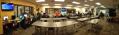 """Panorama of the 2014 Hour of Code • <a style=""""font-size:0.8em;"""" href=""""http://www.flickr.com/photos/109120354@N07/15472581304/"""" target=""""_blank"""">View on Flickr</a>"""