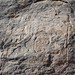 Hieroglyphs / petroglyphs at Tombos