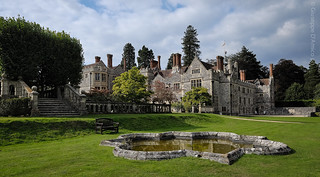 New forest - Rhinefield house