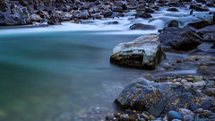 Emme bei Burgdorf (andrzej.sekita) Tags: longexposure river stones fluss burgdorf emme ndfilter