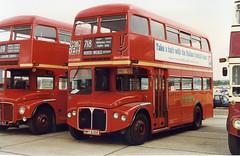 EastLondon-RMA5-KingCharles-NMY635E-NorthWeald-300696i (Michael Wadman) Tags: bea routemaster nor