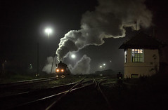 Right Away! (Kingmoor Klickr) Tags: tuzla signalbox signalman 33064 kriegslok industrialrailway lukavac loadingpoint sikulje krekamines