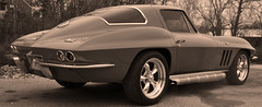 """1966 Corvette Sting Ray • <a style=""""font-size:0.8em;"""" href=""""http://www.flickr.com/photos/85572005@N00/15895063687/"""" target=""""_blank"""">View on Flickr</a>"""