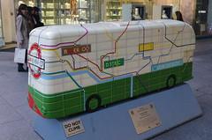 IMGP7839 (Steve Guess) Tags: uk england sculpture bus london trail gb nb4l nbfl newroutemaster