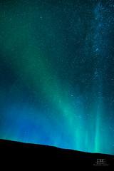 Star and aurora borealis over Tapuri fjeld (Janne Herva) Tags: autumn sky nature night landscape star freetime maisema syksy vapaaaika luonto yö northernlight taivas tähdet harrastukset revontuli arctichillormountain patikointiretkeilyulkoilu tunturitvaaratjavuoret