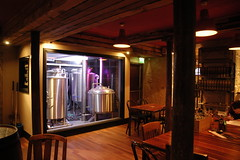 The Brewery - installation
