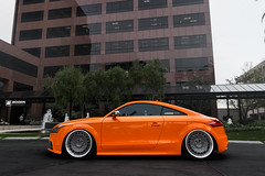 Audi TTS Accuair Install | Boden Autohaus (Boden Autohaus) Tags: california county orange suspension air tts audi boden autohaus rotiform accuair