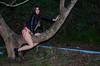 DSC_4858 (TimMurphyPhotography) Tags: girl leather model badass jacket bikini brunette cheyenne bikinimodel