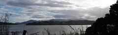 Hokianga Harbour 1 (Markj9035) Tags: sunset sea newzealand lake ferry coast lakes windswept coastline northland ahipara northlands oponomi