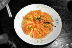 -     (pringle-guy) Tags: food fish nikon restaurants seafood japanesefood tuna asianfood yakimono
