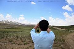 Photographing Deosai plains (Ameer Hamza) Tags: pakistan gb ppa baltistan ameerhamzaadhia gilgitbaltistan ameerhamzaphotography