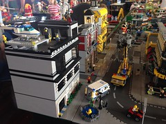 Brick Events Bundy (coghilla) Tags: road trip lego expo roadtrip bundaberg lug moc brickevents jan2015 qlug