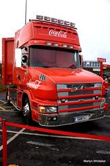 #HOLIDAYSARECOMING (martynwhittaker1987) Tags: christmas festive tour coke lorry cocacola poole tvad santa1 holidaysarecoming