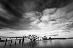 Forth Rail Bridge (jamie_nowell) Tags: macro landscape scotland nikon slow fife nd d610