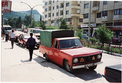 Skoda 1202 with Pick up body built in Turkey by Celik Motor. (andreboeni) Tags: auto classic cars car turkey automobile turkiye pickup voiture retro ute oldtimer vans autos van automobiles turkish marmaris voitures skoda celik 1202 automobili classique celikmotor