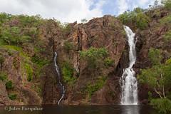 Wangi Falls (Jules Farquhar.) Tags: waterfall nationalpark nt australia outback tropics northernterritory wangifalls litchfieldnationalpark wetseason outbackaustralia australianlandscapes ntaustralia