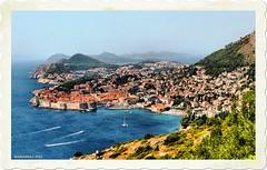 Dubrovnik / 1 (mariannaF) Tags: travel europe mediterranean croatia explore dubrovnik adriatic dalmatia travelphotography