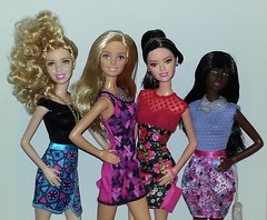 Barbie Fashionistas 2015 Commercial Barbie s New Friends