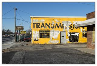 Aaron's Transmission