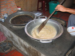 Making Sweets in the Mekong Delta
