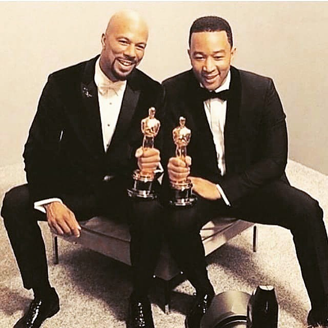 #oscars#glory#selma#blackhistorymonth #common #johnlegend #music#message