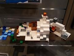 Toy Fair 2015 LEGO Minecraft 21 (IdleHandsBlog) Tags: toys lego videogames buildingsets minecraft toyfair2015