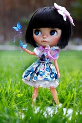 Butterfly Blessing~ (voo_doolady) Tags: butterfly butterflies blessing blythe awa customs tiina