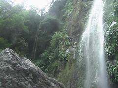 Honduran Waterfall