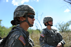 Two Female Troops lead detachment in mobilization to the Middle East (first_msc) Tags: afghanistan puerto army us reserve rico