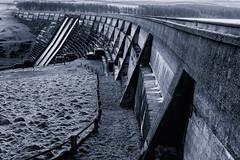 BAITINGS-DAM (dm07images) Tags: white black fuji dam yorkshire and baitings x100s dm07imagescom